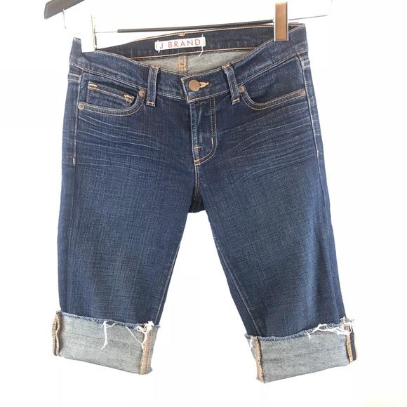b8e70173ba J Brand Shorts | Bermuda Raw Edge | Poshmark